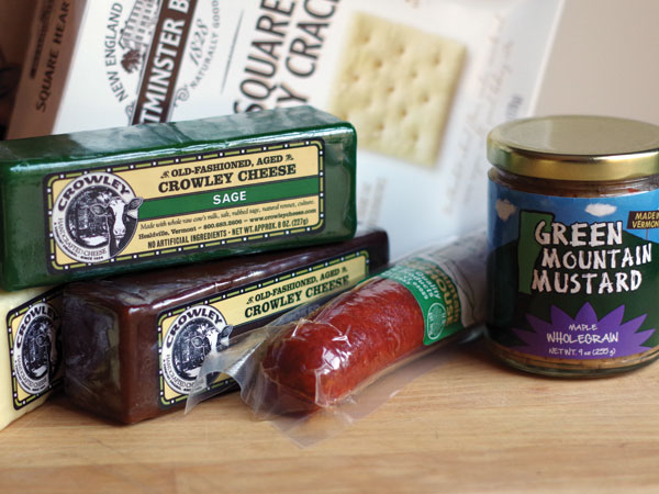 Crowley Gift Pack - Vermont Savory
