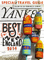 Yankee Magazine Award Cover